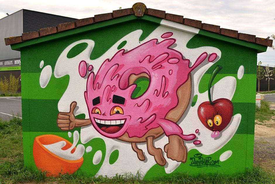 graffiti-donut-labège-swip-swiponer-deco-graff-toulouse-wxp-animation
