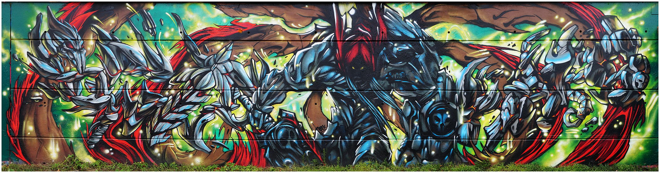 Graffiti Darksiders
