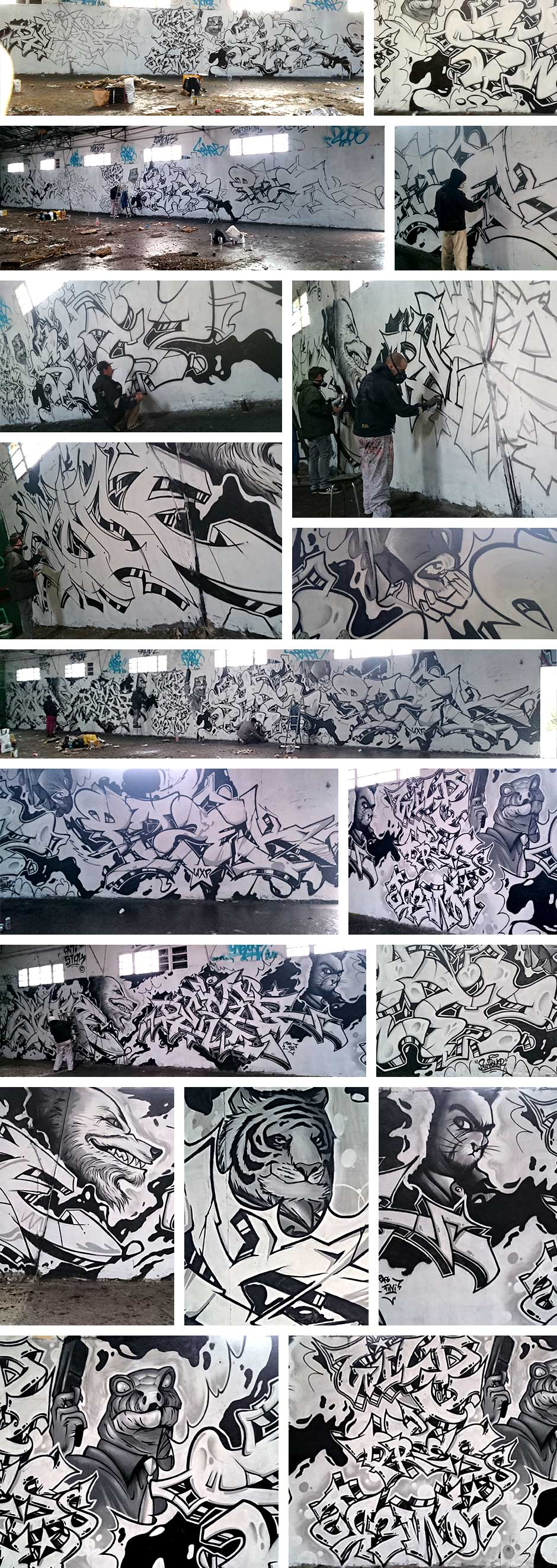 Graffiti WXP 3 ans