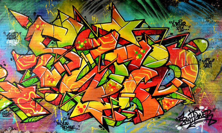 Graffiti fullcolors WXP