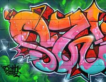 Graffiti Ramonville